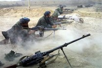 شهر کوهستان افغانستان از طالبان پس گرفته شد