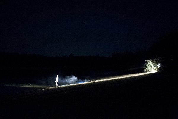مراحل پایانی تدوین فیلم کوتاه ویلاهای آن سوی دریاچه