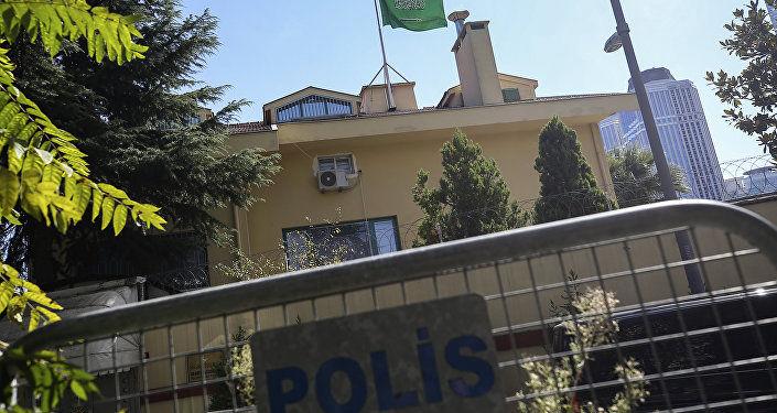تفتیش کنسولگری عربستان در استانبول