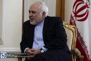 ظریف به دیدار رئیس جمهوری فرانسه می رود