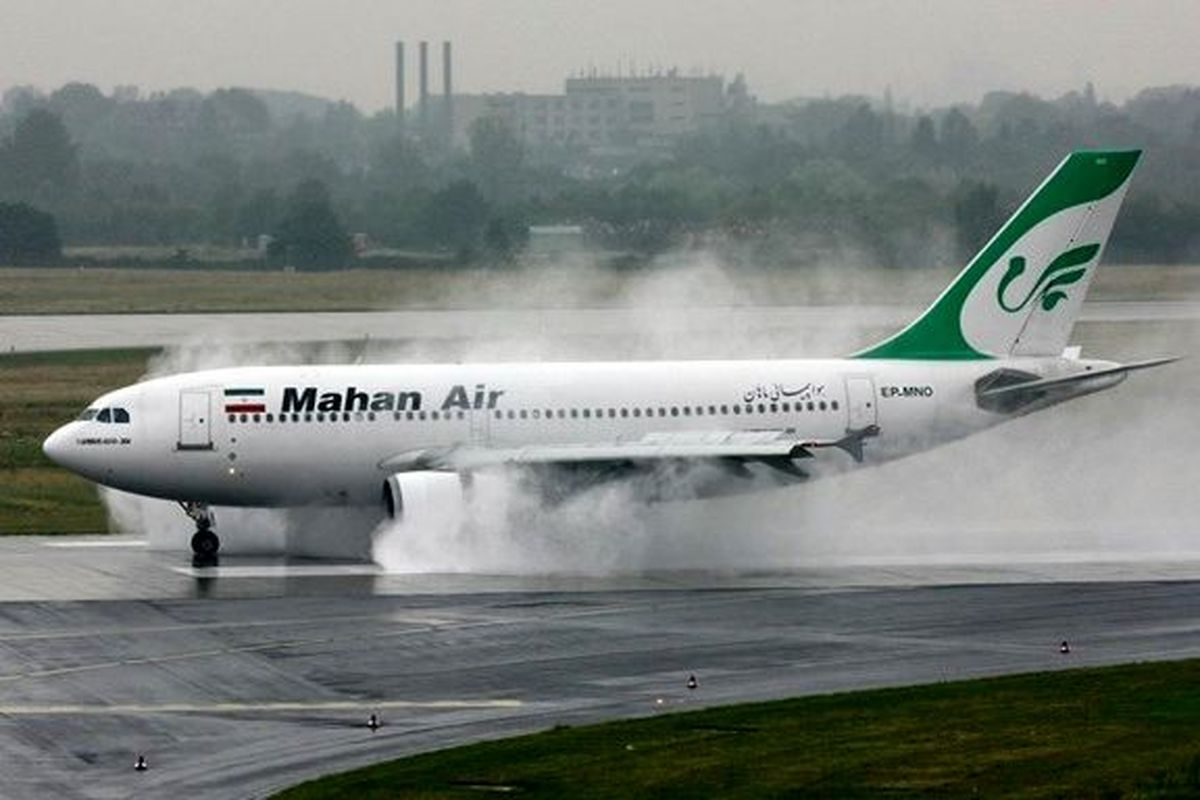 تردد ۷۱ پرواز مسافربری در فرودگاه بین المللی کیش