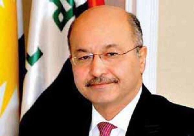 رئیس جمهور عراق  به زودی به ایران سفر می کند