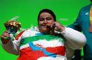 سیامند رحمان به مدال طلا دست یافت