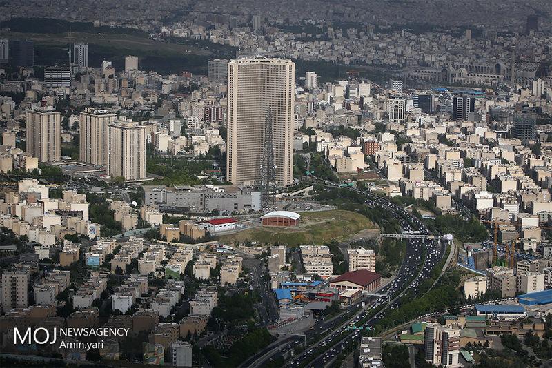 کیفیت هوای تهران در 16 اردیبهشت 98 سالم است