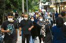 ماسک ها؛ پرچم داران اعتراض مردمی