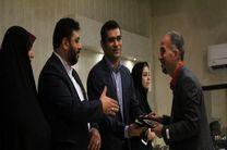 همایش تجلیل از خبرنگاران گیلانی در تالار گلستان رشت