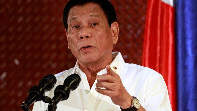 هشدار دوترته به داعشیهای فیلیپین: هنوز برای مذاکره دیر نشده است