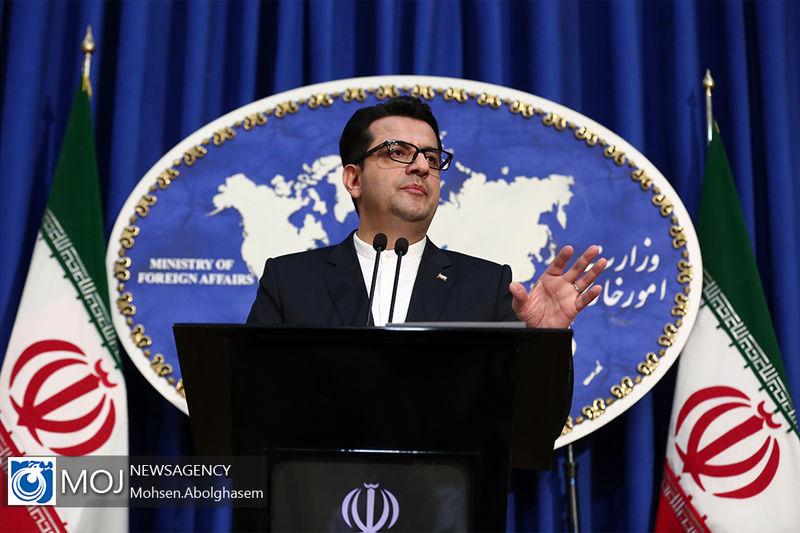 واکنش وزارت خارجه به تحولات اخیر سودان