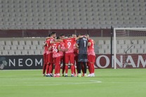 گزارش زنده بازی تراکتور و الشارجه امارات/ تراکتور 0    الشارجه امارات 0