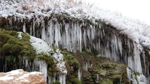 سرما، یخبندان شبانه وصبحگاهی در انتظار کردستانی ها