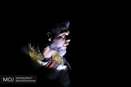 اجرای  تئاتر خواجه عطا در بندرعباس