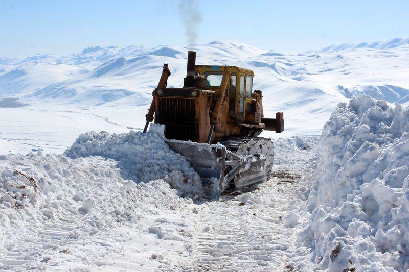 84 راه روستایی در سطح استان اردبیل مسدود است