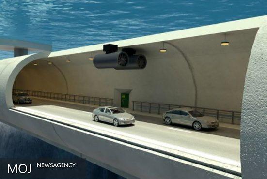 اولین تونل شناور زیر آبی دنیا ساخته می شود