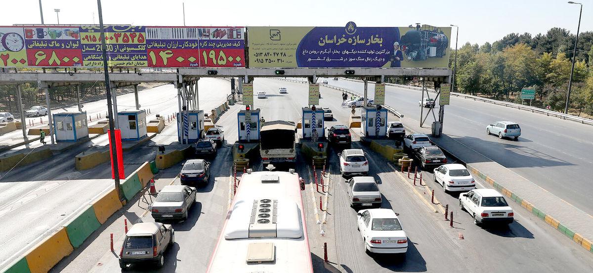 ضرب العجل 72 ساعته برای خروج مسافران از مشهد تعیین شده است