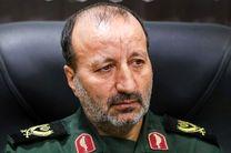 در صورت نیاز آماده انتقال بالگردهای سپاه از تهران و اصفهان به مناطق سیل زده اهواز هستیم
