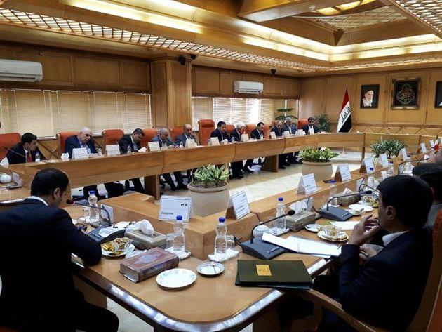 امضای تفاهم نامه همکاری ایران و عراق