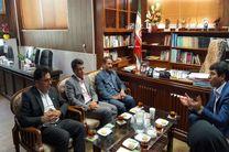 ضرورت مشاور فرهنگی وهنری در سازمان امور اقتصادی و دارایی استان