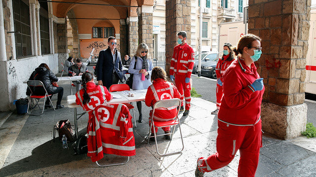 شمار جانباختگان ویروس کرونا در ایتالیا از 2500 نفر عبور کرد