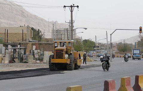 حلقه ترافیکی میدان شهدای هسته ای در اختیار شهروندان اصفهانی قرار می گیرد