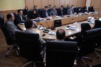 برگزاری جلسه مدیریت بحران در دانشگاه علوم پزشکی گیلان