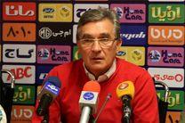 برانکو: در بازی قبل نشان دادیم الهلال برتر از ما نیست