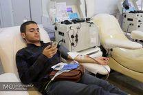 اهدای خون در بین بانوان کمتر از 3 درصد است