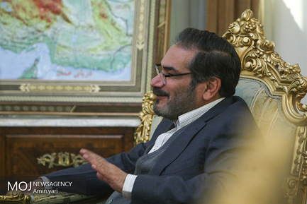 دیدار وزیر خارجه سوریه با شمخانی/علی شمخانی دبیر شورای عالی امنیت ملی