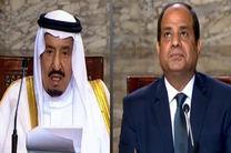 عبدالفتاح السیسی برای دیدار با ملک سلمان به ریاض می رود