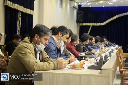 نشست خبری استاندار اردبیل