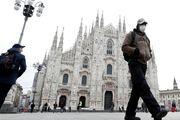 تمام کشور ایتالیا قرنطینه شد