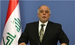 حیدر العبادی رئیس هیات الحشد الشعبی عراق شد