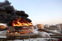 آتش سوزی ۶۰ میلیون یورو خسارت به پتروشیمی ماهشهر وارد کرد