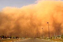 طوفان مهیب در پارسیان جان یک نفر را گرفت