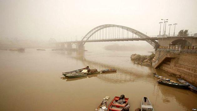 تصمیم گیری درباره تعطیلی شهر اهواز بر عهده کمیته آلودگی هوا است