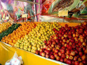 وعده کاهش قیمت میوه/ سیب نخرید تا ارزان شود