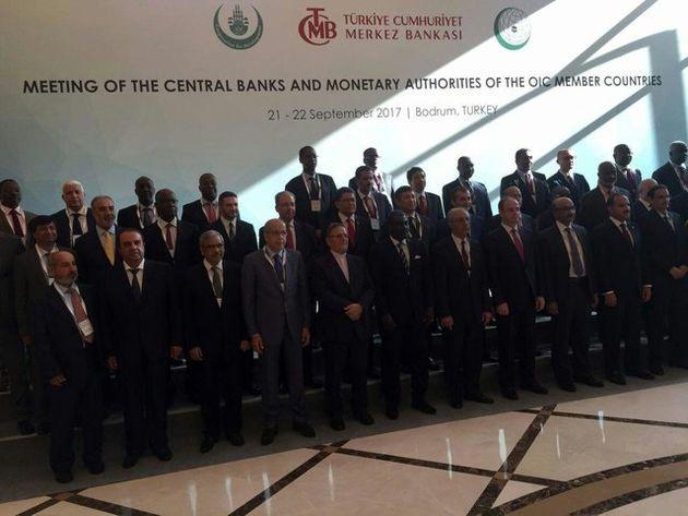 دومین روز نشست روسای بانکهای مرکزی کشورهای عضو سازمان همکاریهای اسلامی