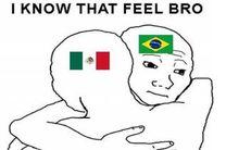 واکنش توییتری به شکست ۷ بر صفر مکزیک مقابل شیلی