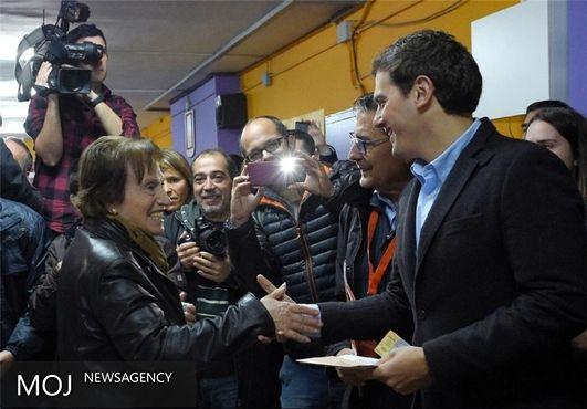 حزب «مردم» در انتخابات پارلمانی اسپانیا بیشترین کرسی را به دست آورد