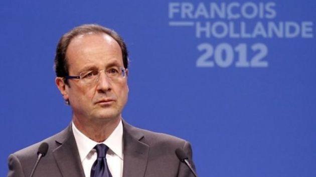 اولاند قبل  و بعد از ریاست جمهوری فرانسه+عکس
