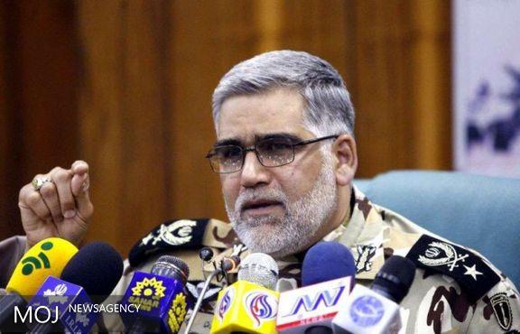 ارتش اتفاقات منطقه و تحرکات دشمن را با چشم باز رصد می کند