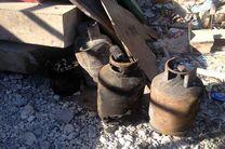 مصدومیت شهروند 40 ساله در اثر انفجار کپسول گاز در شهرضا