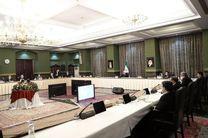 برگزاری جلسه مشترک ستاد اقتصادی دولت و نمایندگان فعالان اقتصادی