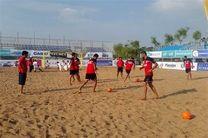 برد پرگل تیم ملی فوتبال ساحلی مقابل ویتنام و اضافه شدن ملیپوش جامانده