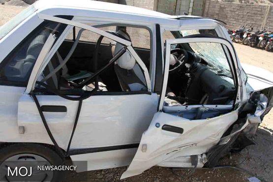 سقوط خودرو به دره ای در لرستان دو کشته برجا گذاشت