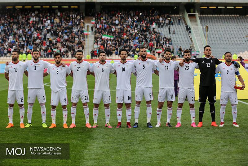 اسامی بازیکنان تیم ملی فوتبال ایران برای حضور در جام جهانی 2018 روسیه اعلام شد