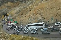 آخرین وضعیت ترافیکی جاده های منتهی به استان های مرزی