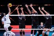 نتیجه بازی والیبال ایران و کانادا/ دومین پیروزی ایران در لیگ ملتهای والیبال