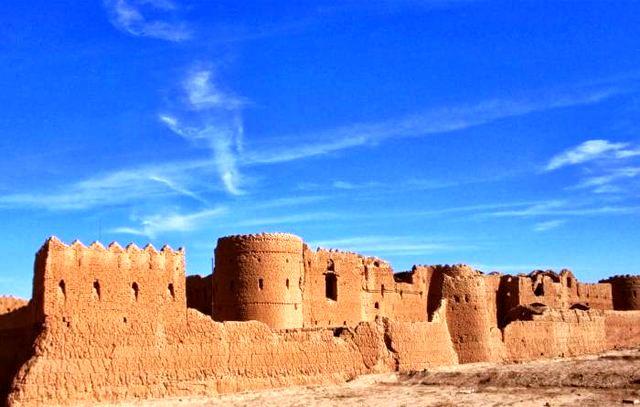 بافت تاریخی روستای فراشاه و قنات خرانق  ثبت ملی شد