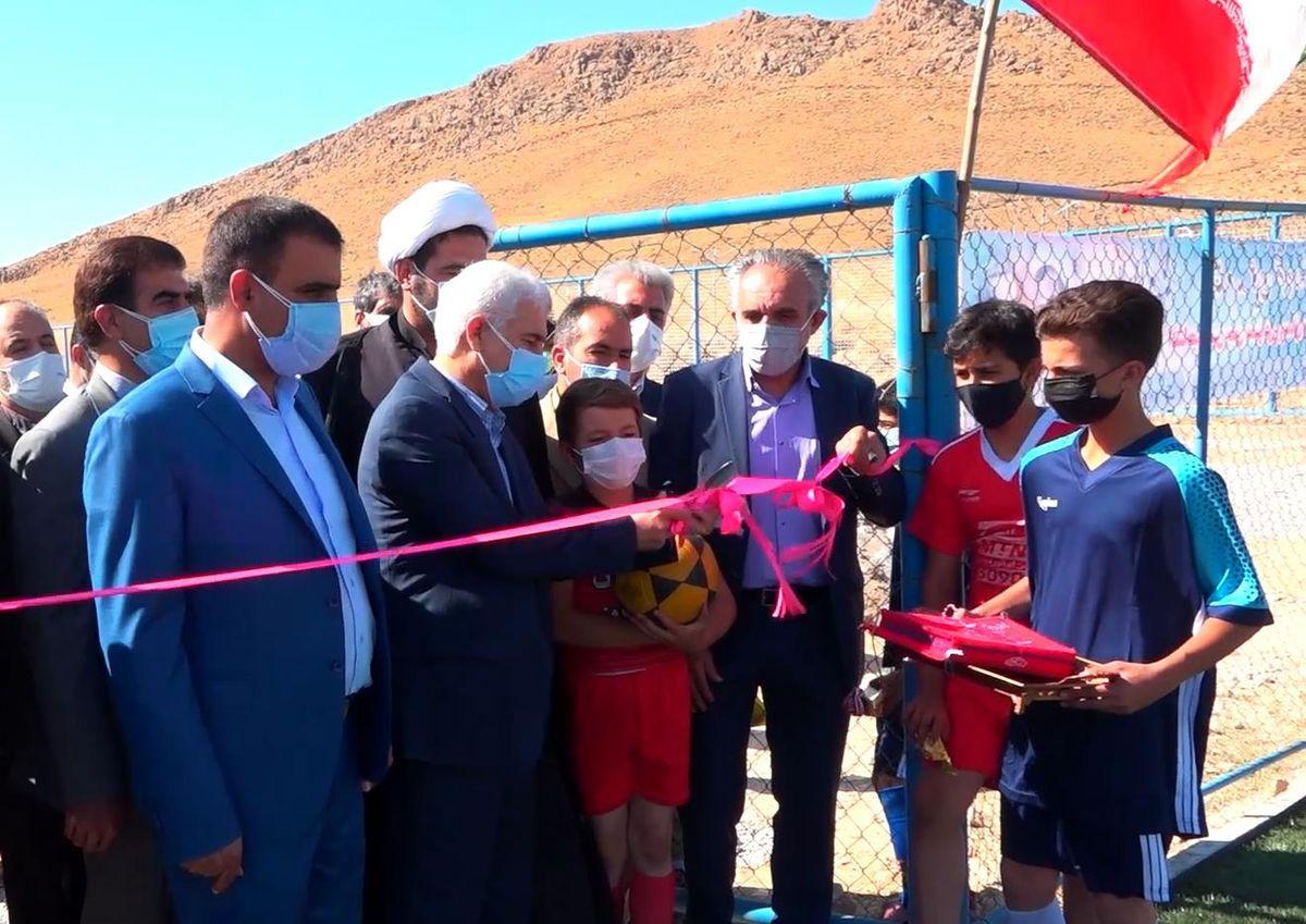 افتتاح 4 طرح عمرانی و تولیدی در شهرستان سمیرم