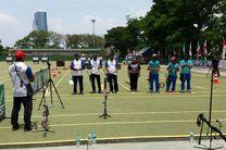 نایب قهرمانی تیم کامپوند مردان ایران در کاپ آسیایی تایلند